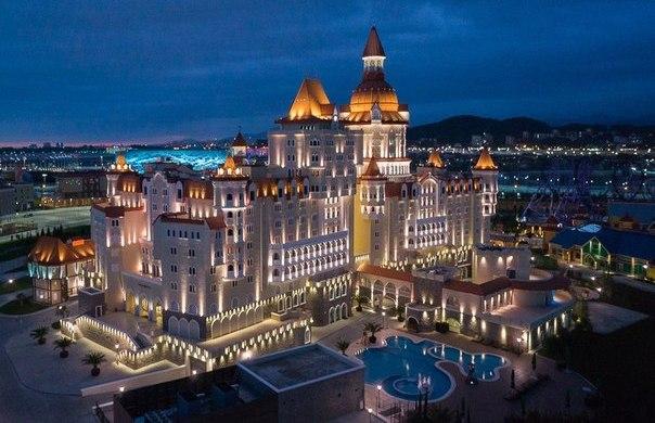 фото богатырь отель сочи